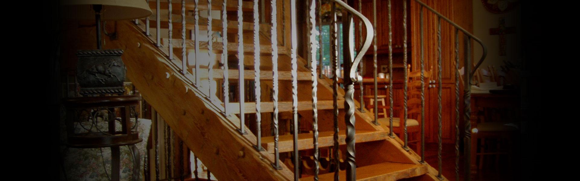 Our unique railings