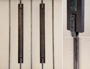 Barreaux d'escalier en métal - Le Gardien